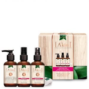 A'kin Moisture Rich Miracle Facial Trio