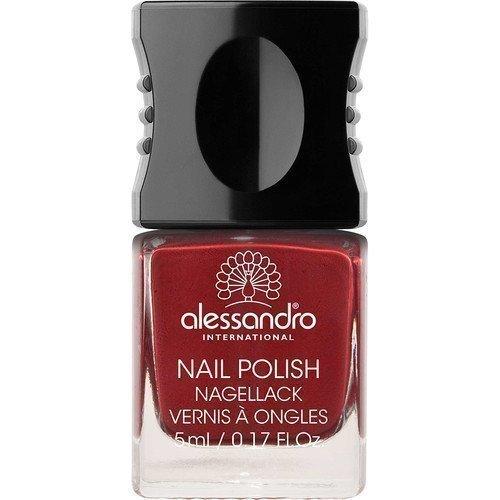 Alessandro Mini Nail Polish Baccara Rose