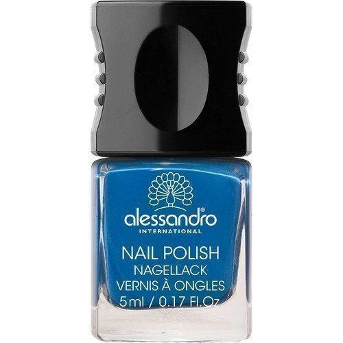 Alessandro Mini Nail Polish Blue Lagoon