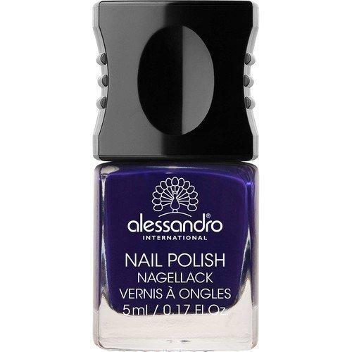 Alessandro Mini Nail Polish Blue Nuit