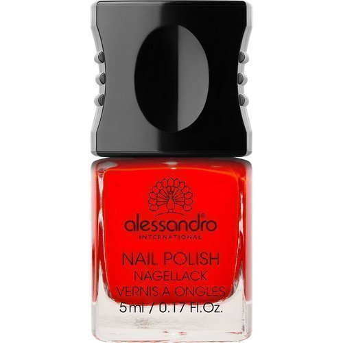 Alessandro Mini Nail Polish Classic Red