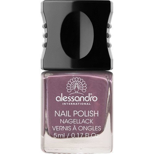 Alessandro Mini Nail Polish Dusty Purple