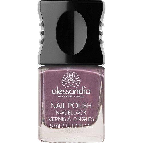 Alessandro Mini Nail Polish Dusty Purple