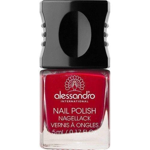 Alessandro Mini Nail Polish Elegant Rubin