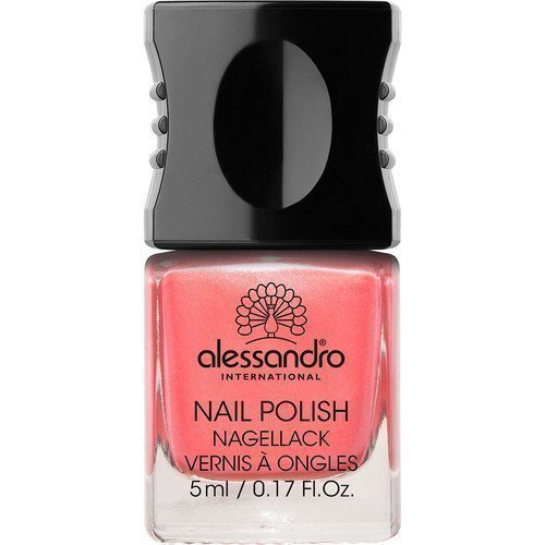 Alessandro Mini Nail Polish Exotic Strawberry