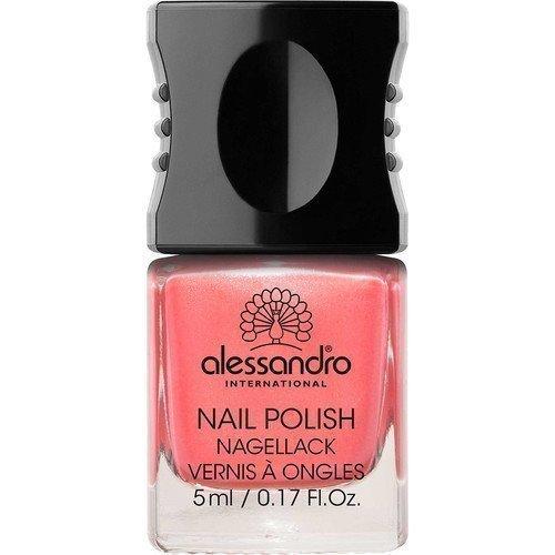 Alessandro Mini Nail Polish Exotic Strawberry