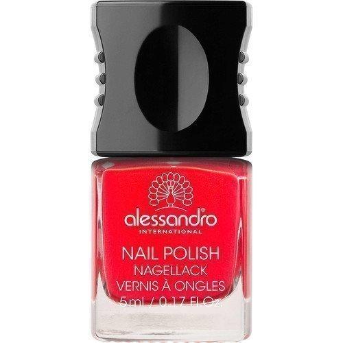 Alessandro Mini Nail Polish First Kiss