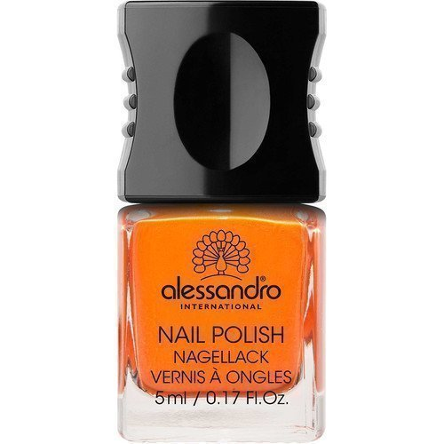 Alessandro Mini Nail Polish Mandarina's Mandarine