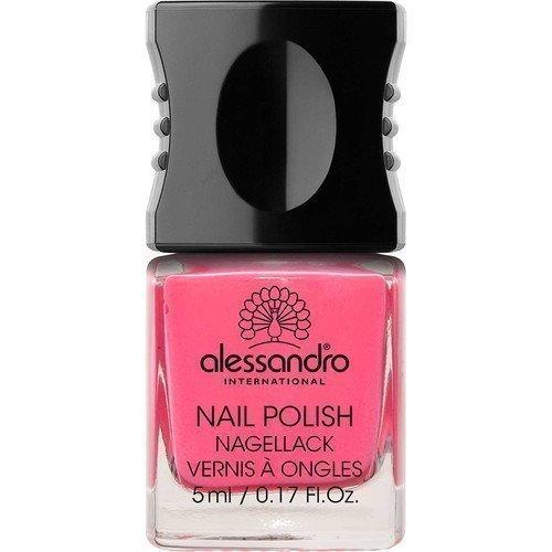 Alessandro Mini Nail Polish Neon Pink