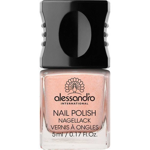 Alessandro Mini Nail Polish Nude Brown