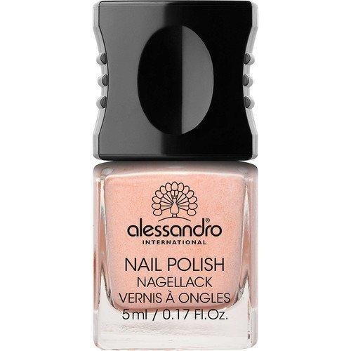 Alessandro Mini Nail Polish Nude Brown