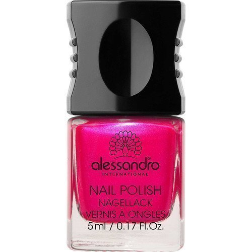 Alessandro Mini Nail Polish Pink Melon