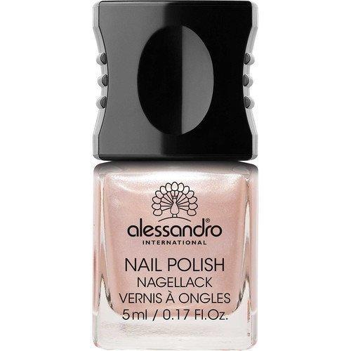 Alessandro Mini Nail Polish Shimmer Shell