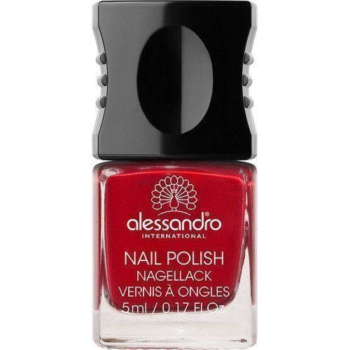 Alessandro Mini Nail Polish Sophisticated Red