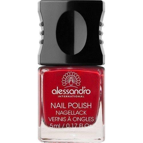Alessandro Mini Nail Polish Sophisticated Red