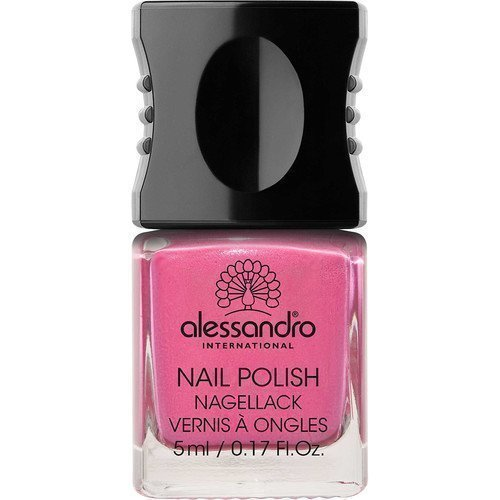 Alessandro Mini Nail Polish Sweet Blackberry