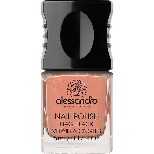 Alessandro Mini Nail Polish Toffee Nut