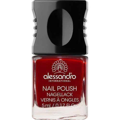 Alessandro Mini Nail Polish Velvet Red
