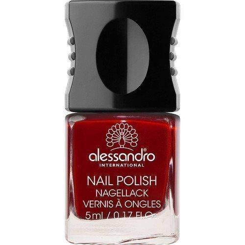 Alessandro Mini Nail Polish Velvet Red