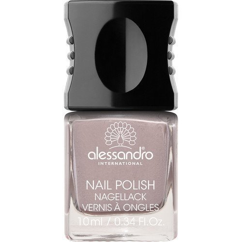 Alessandro Mini Nail Polish Velvet Taupe