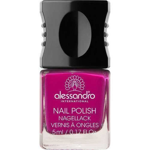 Alessandro Mini Nail Polish Vibrant Fuchsia
