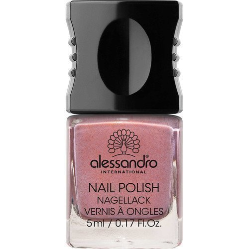 Alessandro Mini Nail Polish Violet Violet