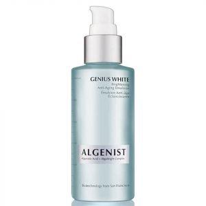 Algenist Genius White Brightening Anti-Ageing Emulsion 100 Ml