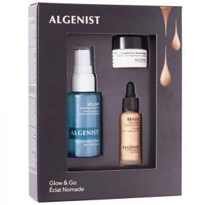 Algenist Glow And Go Kit