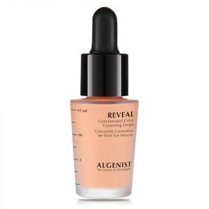 Algenist Reveal Concentrated Colour Correcting Drops 15 Ml Various Shades Apricot