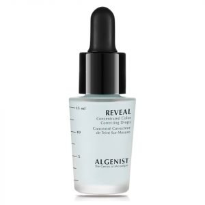 Algenist Reveal Concentrated Colour Correcting Drops 15 Ml Various Shades Blue