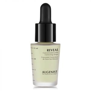 Algenist Reveal Concentrated Colour Correcting Drops 15 Ml Various Shades Green