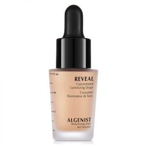 Algenist Reveal Concentrated Luminizing Drops 15 Ml Various Shades Champagne