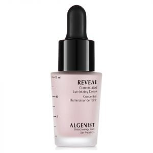Algenist Reveal Concentrated Luminizing Drops 15 Ml Various Shades Rosé