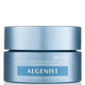 Algenist Splash Absolute Hydration Replenishing Gel Moisturiser 60 Ml