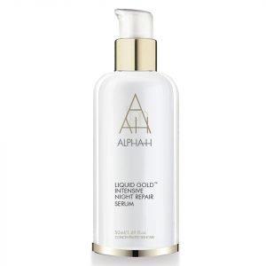 Alpha-H Liquid Gold Intensive Night Repair Serum 50 Ml