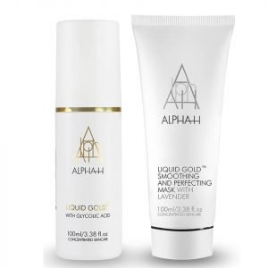 Alpha-H Liquid Gold Ultimate Resurfacing Duo