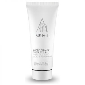 Alpha-H Micro Cleanse Super Scrub 100 Ml