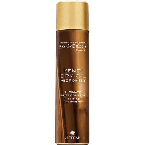 Alterna Bambo Smooth Kendi Dry Oil Micromist Ultimate Frizz Control