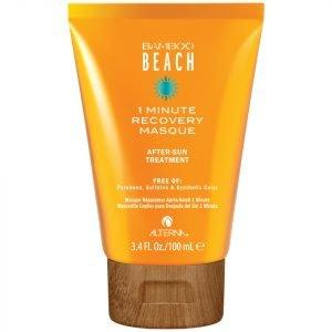Alterna Bamboo Beach 1 Minute Recovery Mask