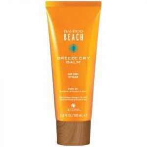 Alterna Bamboo Beach Breeze Dry Balm Air Dry Styler