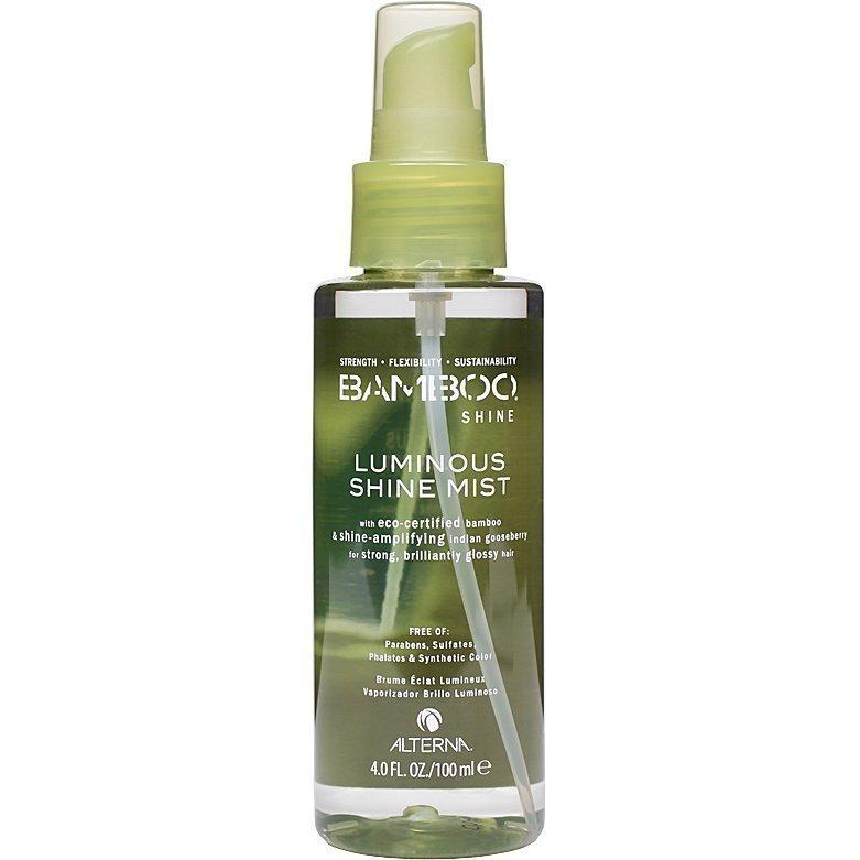 Alterna Bamboo Shine Luminous Shine Mist 100ml