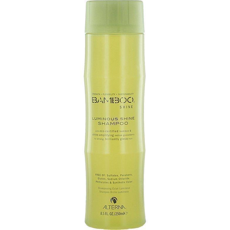 Alterna Bamboo Shine Luminous Shine Shampoo 250ml