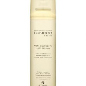 Alterna Bamboo Smooth Anti Humidity Hiuskiinne 225 ml