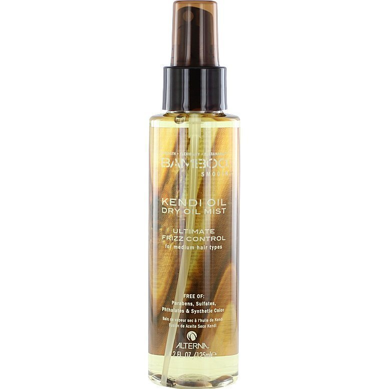 Alterna Bamboo Smooth Kendi Oil Dry Oil Mist 125ml