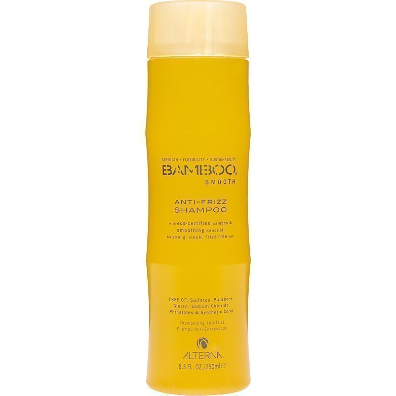 Alterna Bamboo SmoothFrizz Shampoo 250ml