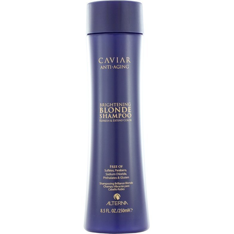 Alterna Caviar Anti-Aging Brightening Blonde Shampoo 250ml