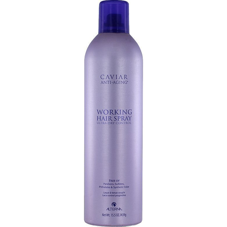 Alterna Caviar Anti-Aging Working Hair Spray 500ml