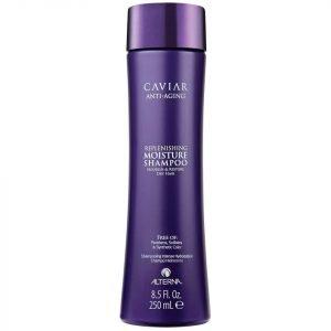 Alterna Caviar Moisture Shampoo 250 Ml With Infinite Color Hold Vibrancy Serum 15 Ml