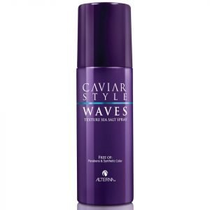 Alterna Caviar Style Waves Texture Sea Salt Spray 5oz