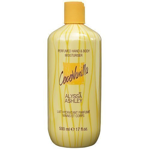 Alyssa Ashley CocoVanilla Perfumed Hand & Body Moisturiser